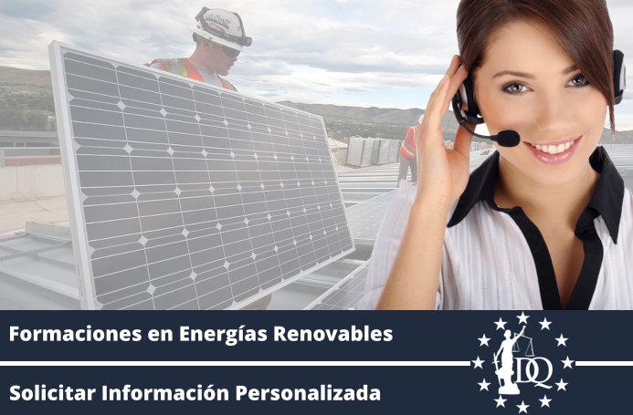 Estudiar energías renovables online