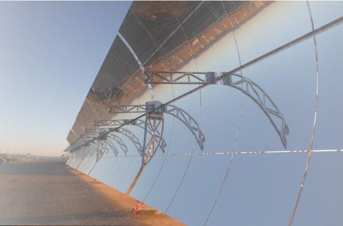Potencial de Energía Solar Concentrada