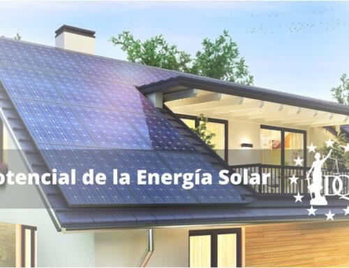 Potencial de la Energía Solar | Estudiar Energías Renovables