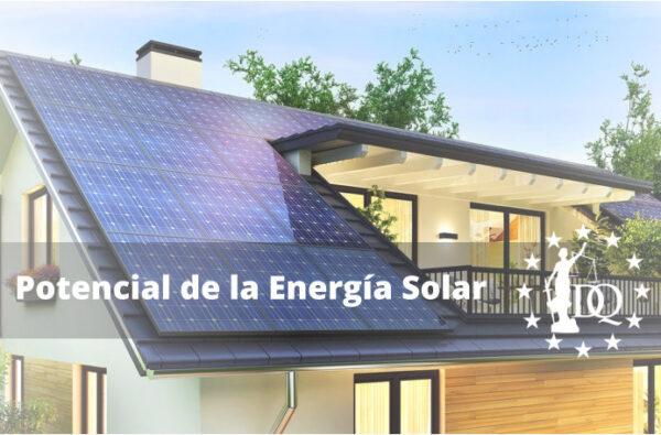 Potencial de la Energía Solar 2021