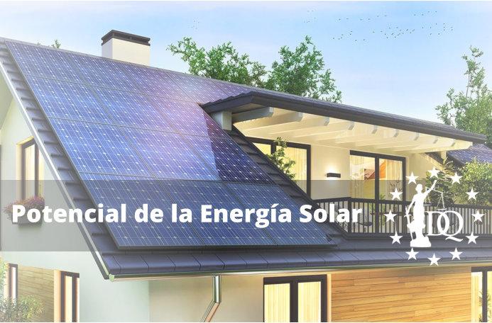 Potencial de la Energía Solar XXI