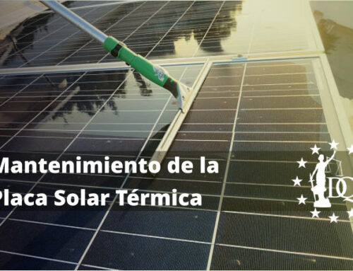 Mantenimiento de la Placa Solar Térmica   Estudiar Energías Renovables