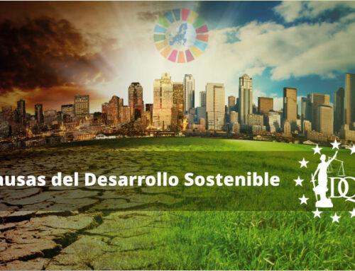 Causas del Desarrollo Sostenible | Estudiar Energías Renovables Online