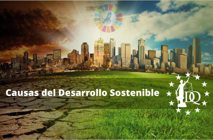 Causas del Desarrollo Sostenible