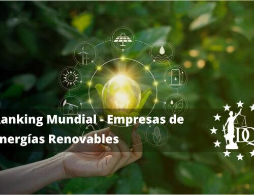 Ranking Mundial de Empresas de Energías Renovables